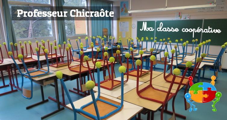 Professeur Chicraôte - ma classe coopérative